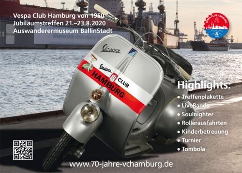 70 Jahre VC Hamburg